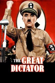 постер к фильму Великий диктатор