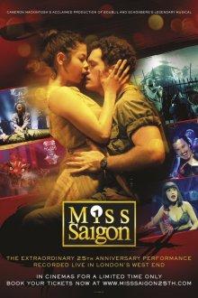постер к фильму Мисс Сайгон: 25-ая годовщина
