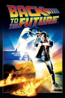 постер к фильму Назад в будущее