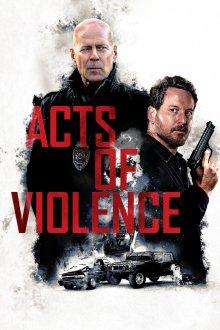 постер к фильму Акты насилия