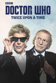 постер к фильму Доктор Кто: Дважды во времени