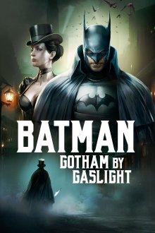 постер к фильму Бэтмен: Готэм в газовом свете