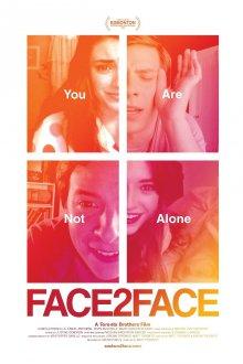 постер к фильму Лицом к лицу