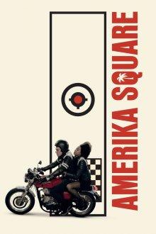 постер к фильму Площадь Америки