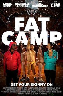 постер к фильму Лагерь для жирных
