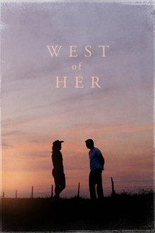 постер к фильму Западнее от неё