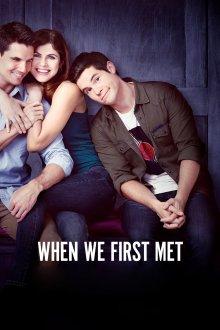 постер к фильму Когда мы познакомились