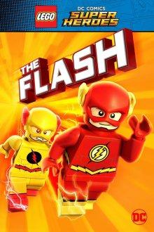 постер к фильму Lego DC Comics Super Heroes: The Flash