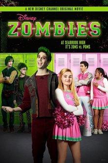 постер к фильму Зомби