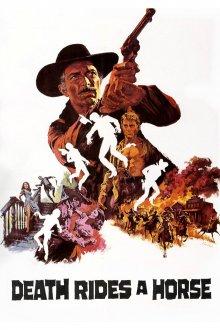 постер к фильму Смерть скачет на коне