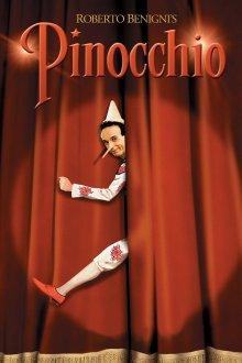 постер к фильму Пиноккио