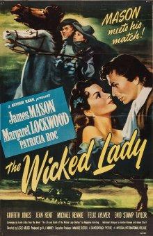 постер к фильму Злая леди