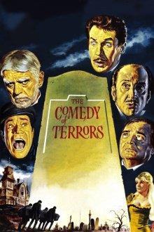 постер к фильму Комедия ужасов