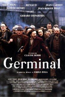 постер к фильму Жерминаль