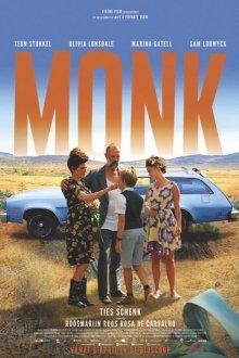постер к фильму Монах