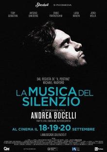 постер к фильму Музыка тишины