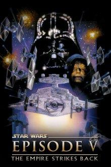 постер к фильму Звездные войны: Эпизод 5 – Империя наносит ответный удар