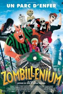 постер к фильму Зомбиллениум