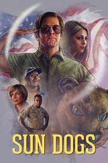 постер к фильму Солнечные псы