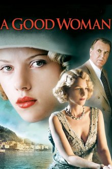постер к фильму Хорошая женщина