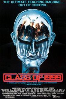 постер к фильму Класс 1999