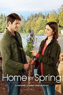 постер к фильму Домой по весне