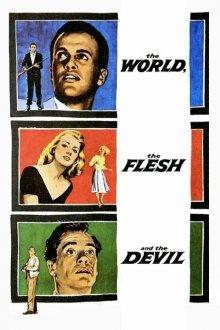 постер к фильму Мир, плоть и дьявол