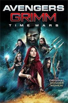 постер к фильму Мстители Гримм: Временные войны