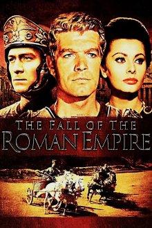 постер к фильму Падение Римской империи