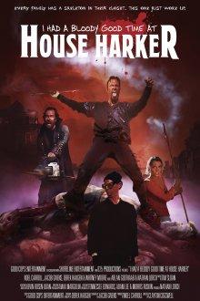 постер к фильму Кровь бурлит от веселья в Доме Харкера