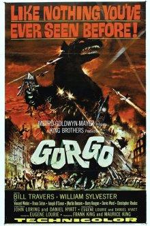 постер к фильму Горго