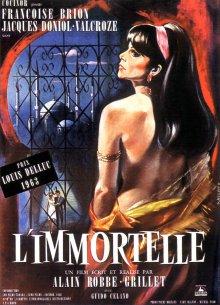 постер к фильму Бессмертная