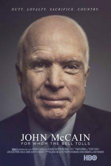 постер к фильму Джон Маккейн: по Ком звонит колокол