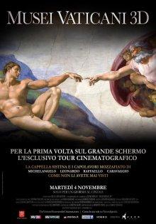 постер к фильму Музеи Ватикана