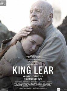 постер к фильму Король Лир