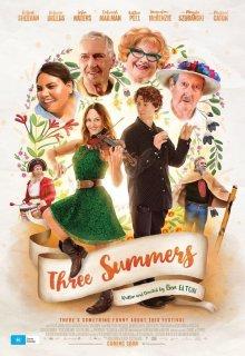 постер к фильму Три лета