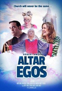 постер к фильму Алтарь Эго
