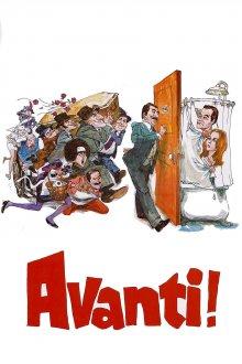 постер к фильму Аванти!