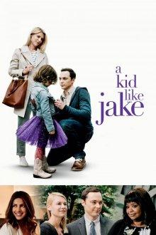постер к фильму Парень как Джэйк