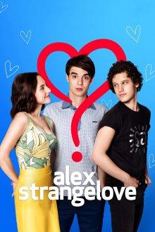 постер к фильму Странная любовь Алекса