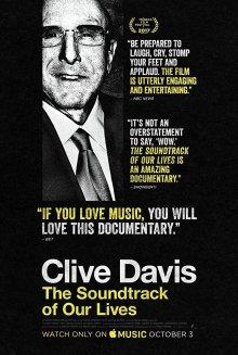 постер к фильму Клайв Дэвис: Саундтрек наших жизней