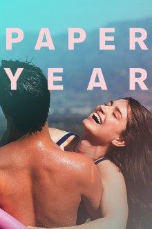постер к фильму Бумажный год