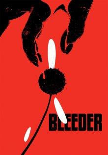 постер к фильму Истекающий кровью