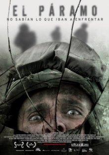 постер к фильму Холодное высокогорье