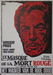 постер к фильму Маска красной смерти