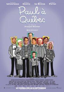 постер к фильму Поль в Квебеке