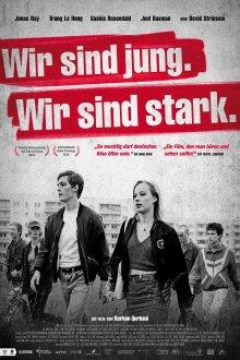 постер к фильму Мы молоды. Мы сильны
