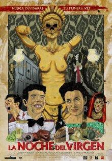 постер к фильму Ночь девственника