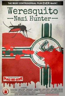 постер к фильму Комар-оборотень: охотник на нацистов