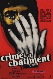 постер к фильму Преступление и наказание